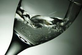 Verre eau potable